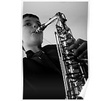 Junior Musician II Poster