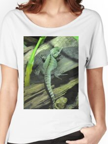 Green Dragon Tee Women's Relaxed Fit T-Shirt