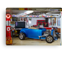 John's 1932 Ford Roadster Hot Rod Canvas Print