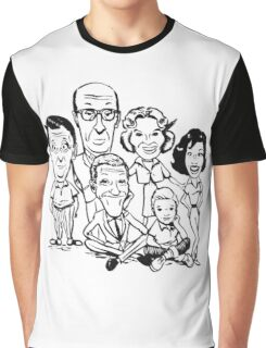 Vintage Dick Van Dyke Show Graphic T-Shirt