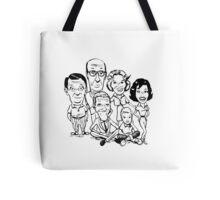 Vintage Dick Van Dyke Show Tote Bag