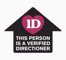One Direction - Verified Directioner by Adriana Owens
