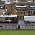 View of National Gallery of Scotland by ashishagarwal74