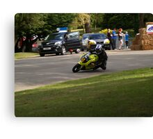 knee down for smithy Canvas Print