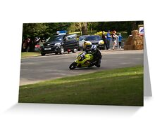 knee down for smithy Greeting Card