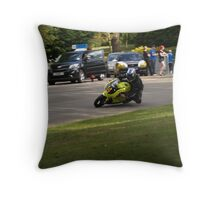 knee down for smithy Throw Pillow
