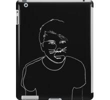 Dan Howell(White) iPad Case/Skin