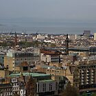 View of Edinburgh from the Castle by ashishagarwal74