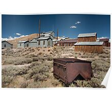 Old Bodie Mine Poster