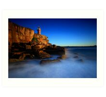 Hornby Lighthouse  Art Print