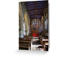 Saint Martin's Chuch Greeting Card