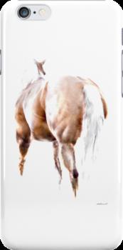 Palomino - iPhone by Ula Zammit