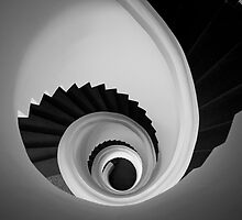 Graal Staircase by S T
