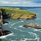 Living on a rocky coast by jchanders
