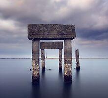 Ukrainian stonehenge by yurybird