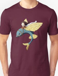 Flying Fish Unisex T-Shirt