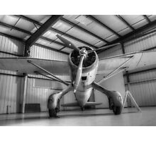 Canadian Lysander - Monotone Photographic Print