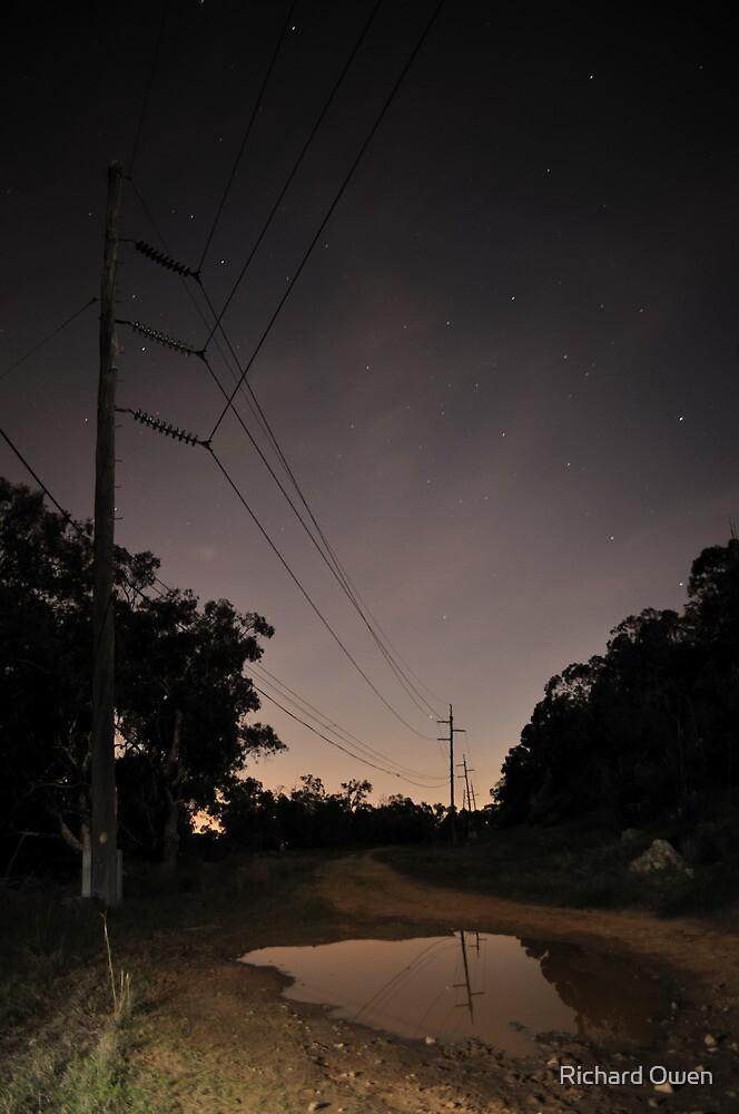 Distant Glow by Richard Owen