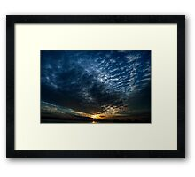 New Day 3 Framed Print