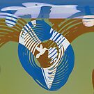 Hummingbird Universe by Lenore Senior