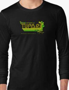 Tupari Logo Green Long Sleeve T-Shirt