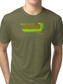Tupari Logo Green Tri-blend T-Shirt