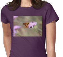 Skipper Butterfly  Womens Fitted T-Shirt