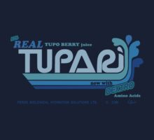 Tupari Logo Blue by efleck