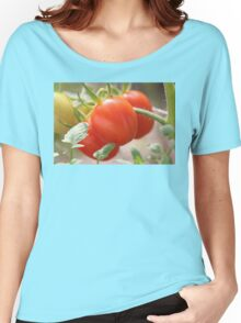 Fresh Garden Tomatoes Women's Relaxed Fit T-Shirt