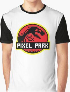 Pixel Park Graphic T-Shirt