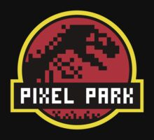 Pixel Park by The World Of Pootermobile
