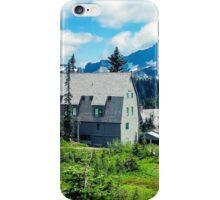 Paradise at Mt Rainer iPhone Case/Skin