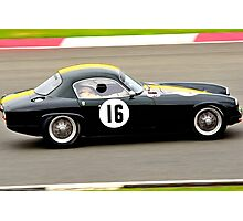 Lotus Elite No 16 Photographic Print