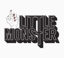 Little Monster Paws Up by oneskillwonder
