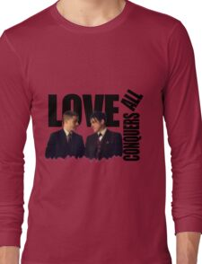 oswald + jim Long Sleeve T-Shirt