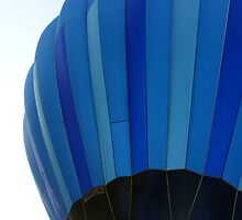 Hot-air balloon by Susanna Hietanen