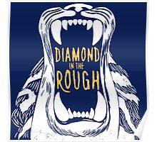 Aladdin 'Diamond in the Rough'  Poster