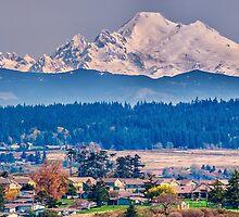 Mt Baker, Washington by Jason Butts
