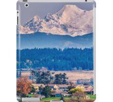 Mt Baker, Washington iPad Case/Skin