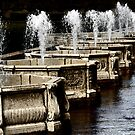 Water  columns by cclaude
