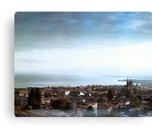 view of Lausanne Canvas Print