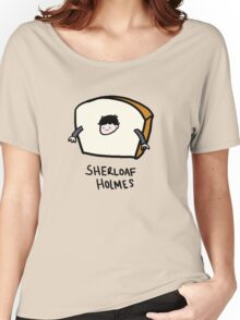 Sherloaf Holmes Women's Relaxed Fit T-Shirt