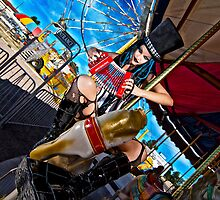 Crazy Carnival by Neil Photograph