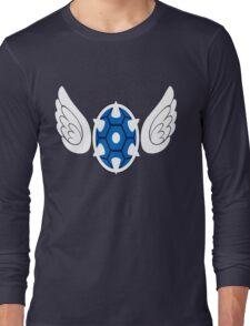 Blue Shell Long Sleeve T-Shirt
