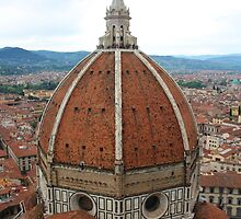 Il Duomo Cathedral Florence by hummingbirds