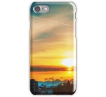 Seattle Sunset iPhone Case/Skin
