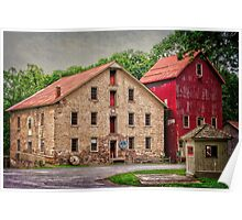 The Prallsville Mill Complex # 2 Poster