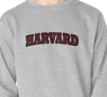 HARVARD - MAROON Pullover