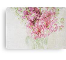Flower-Art Canvas Print