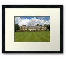Upton House, Warwickshire, UK Framed Print